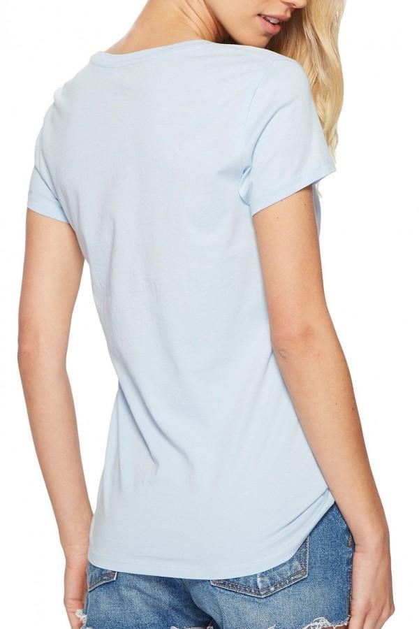 Levis Bayan T-shirt Slim Crew Neck Tee 32223-0393