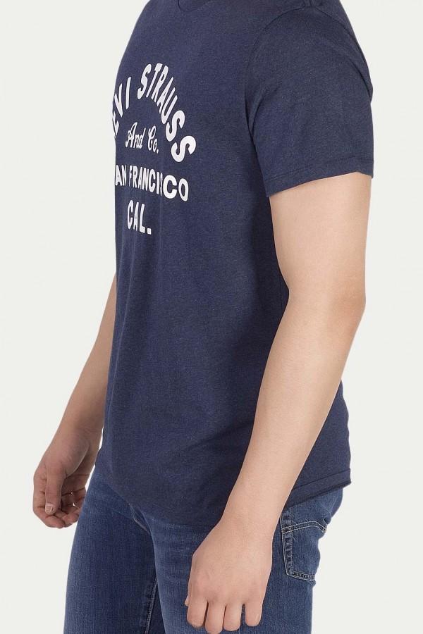 Levis Erkek T-shirt Graphic Set-In Neck 2 -22491-0353