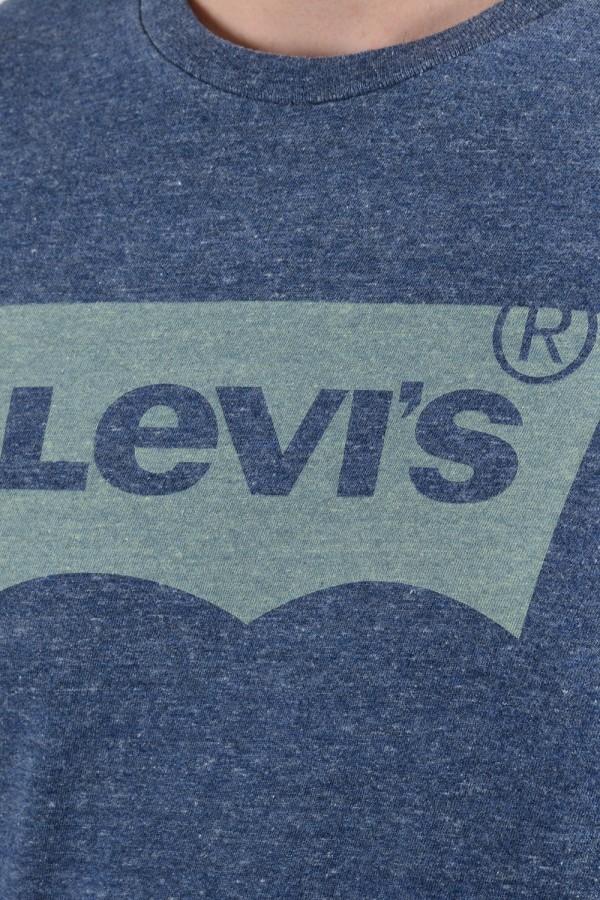 Levis Erkek T-shirt-Housemark-Graphic-Tee-22489-0095