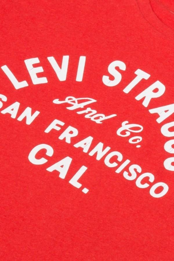 Levis Erkek T-shirt Graphic Set-In Neck 2 -22491-0354