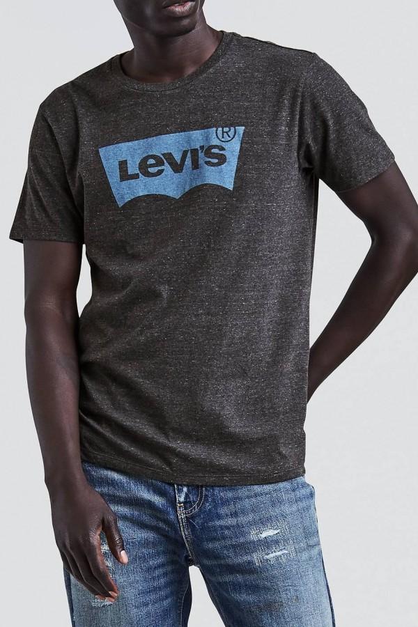Levis Erkek T-shirt-Housemark-Graphic-Tee-22489-0097