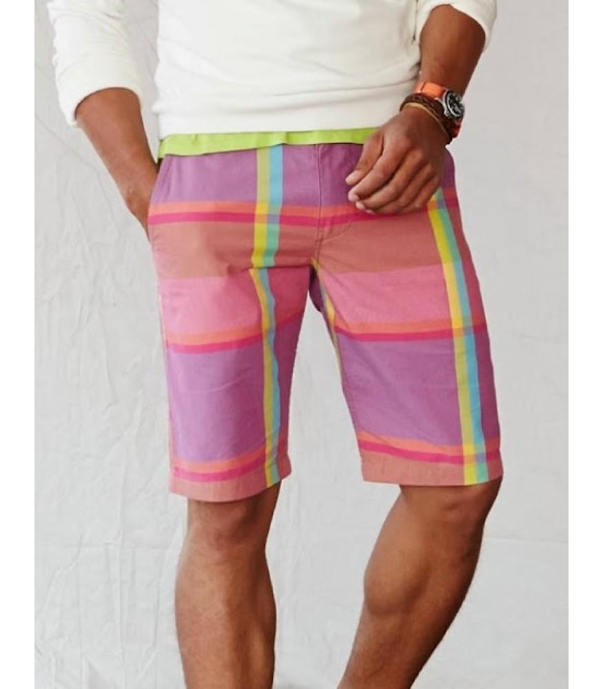 Dockers-Erkek-Chino-Shorts-37100-0027