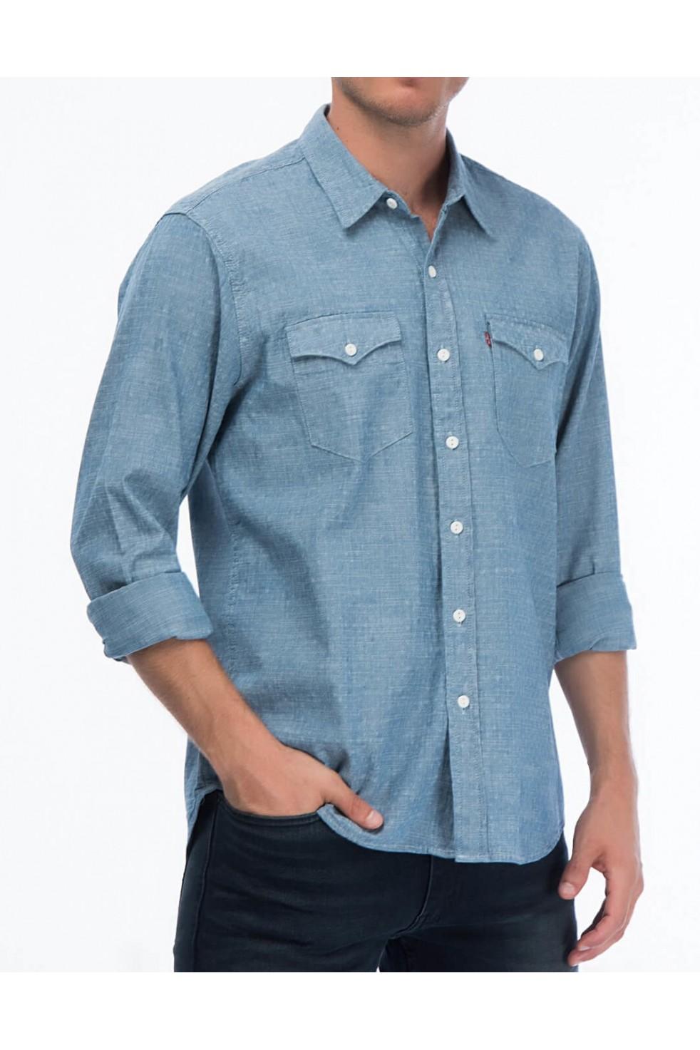 Levis Erkek Modern Classic Western Gömlek 57429-0000