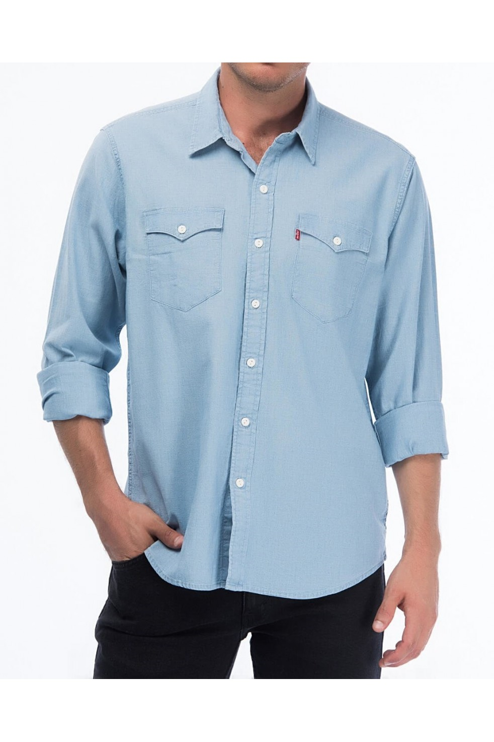 Levis Erkek Modern Classic Western Gömlek 57429-0001