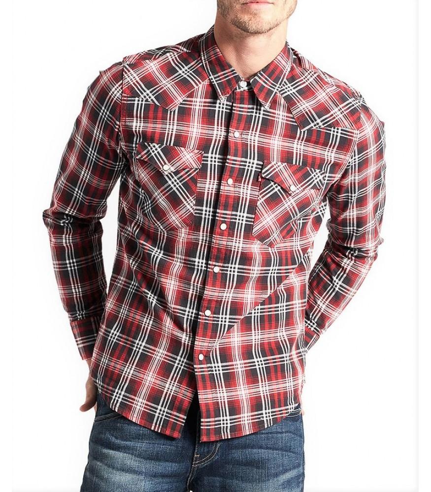 Levis Classıc Western Erkek Gömlek 66986-0099