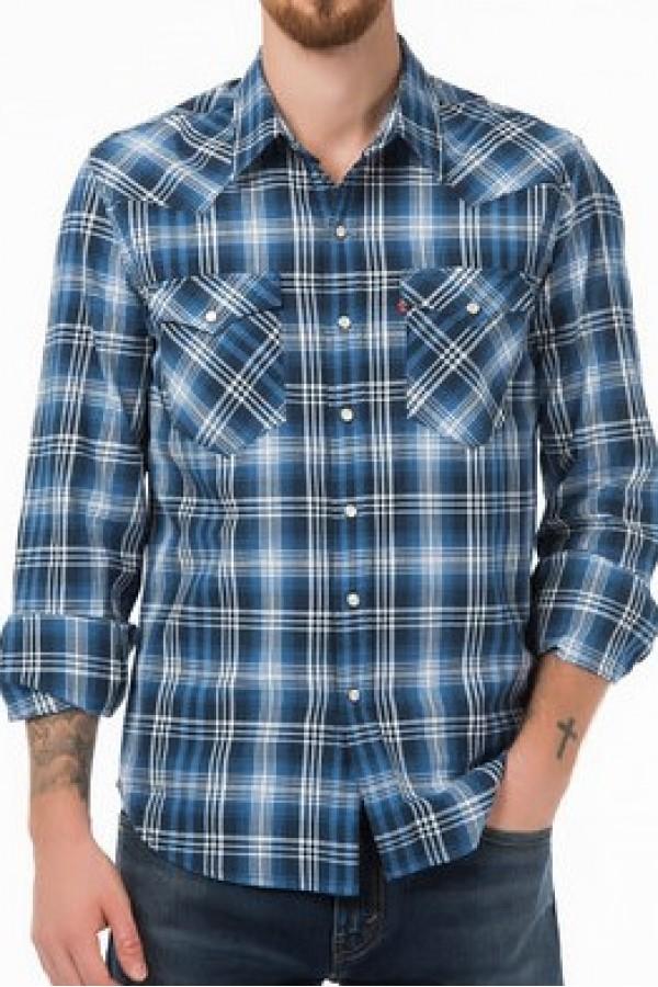 Levis Classıc Western Erkek Gömlek 66986-0100