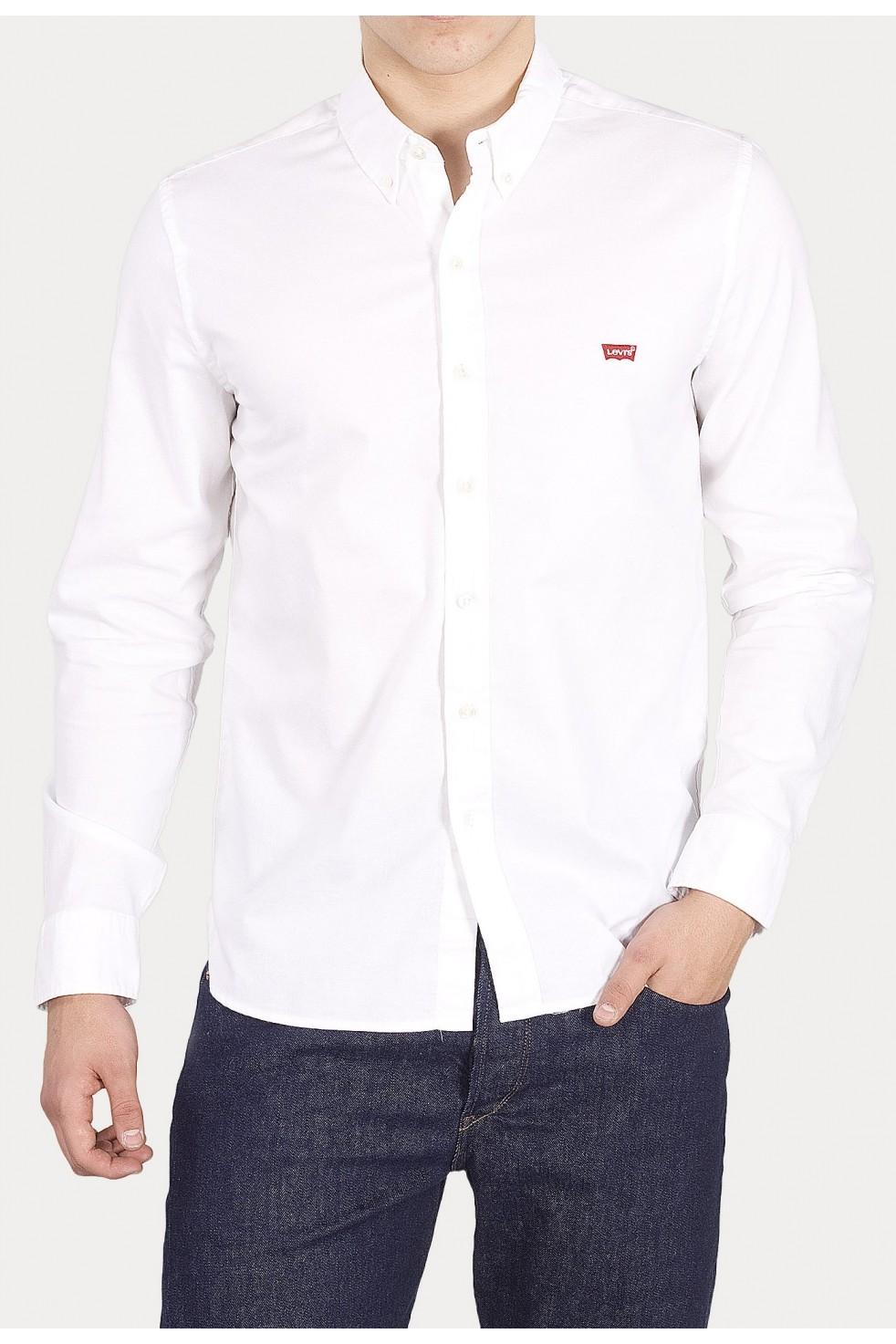 Levis-Erkek-Gömlek-Ls-Housemark-Shirt-74389-0000