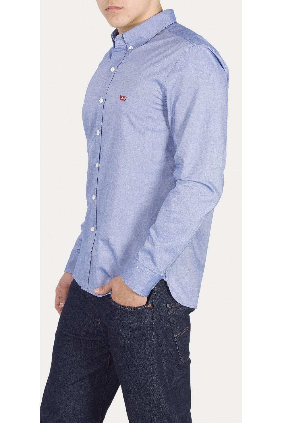 Levis-Erkek-Gömlek-Ls-Housemark-Shirt-74389-0001