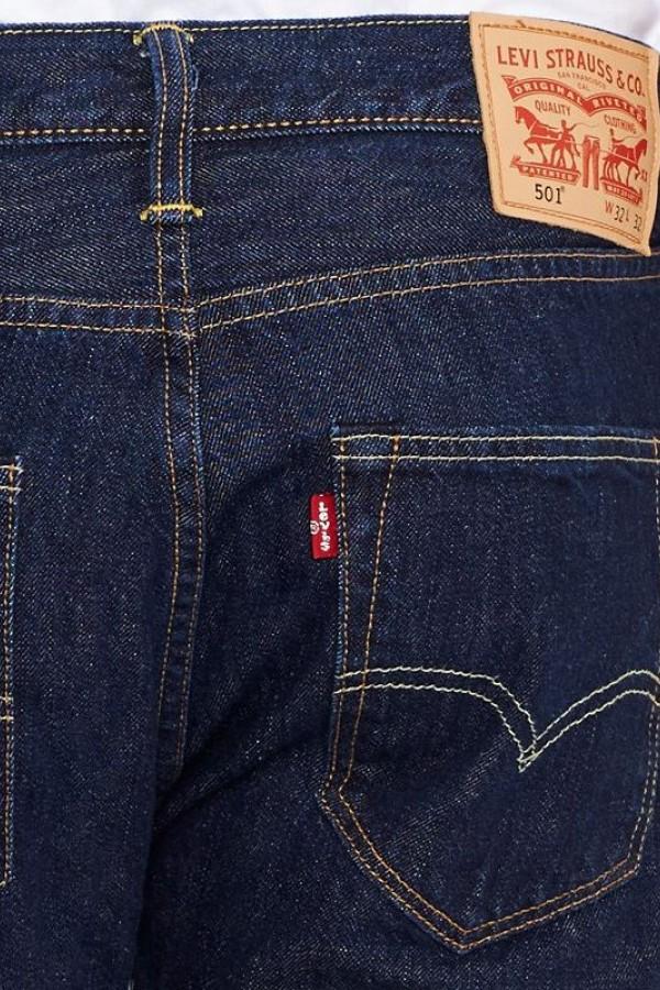 Levis Erkek Jean Pantolon 501 Original Fit 00501-0101