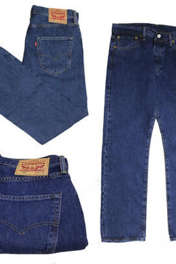 Levis Erkek Jean Pantolon 501 Original Fıt 00501-0114