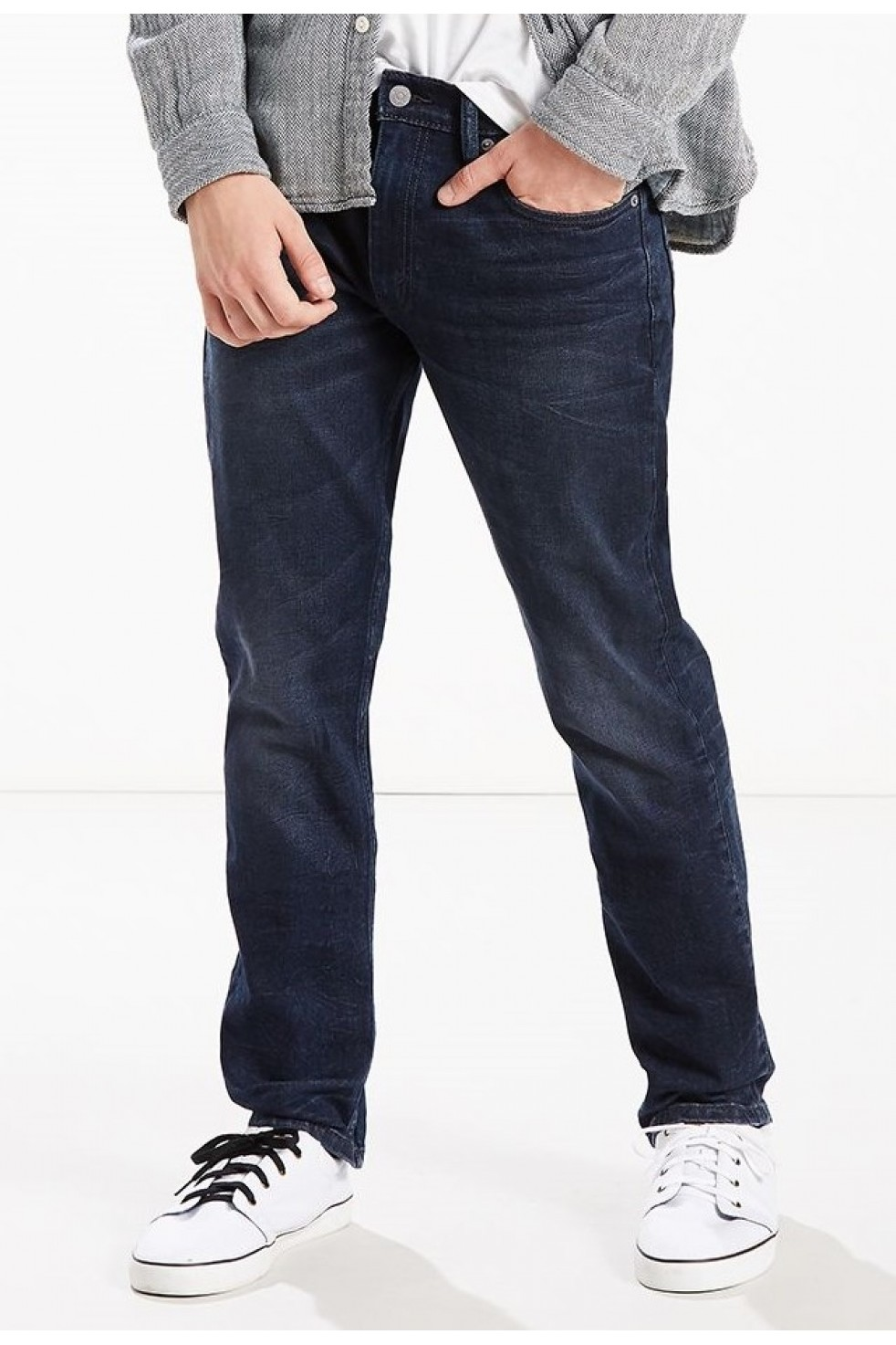 Levis Erkek Jean Pantolon 512 Slim Taper Fit  28833-0056