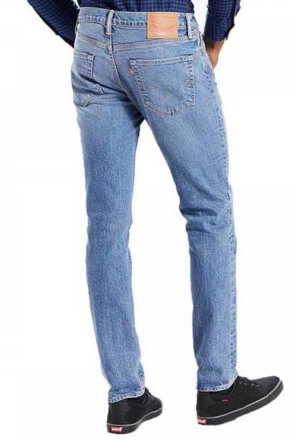 Levis Erkek Jean Pantolon 511 Slim Fıt 04511-2170