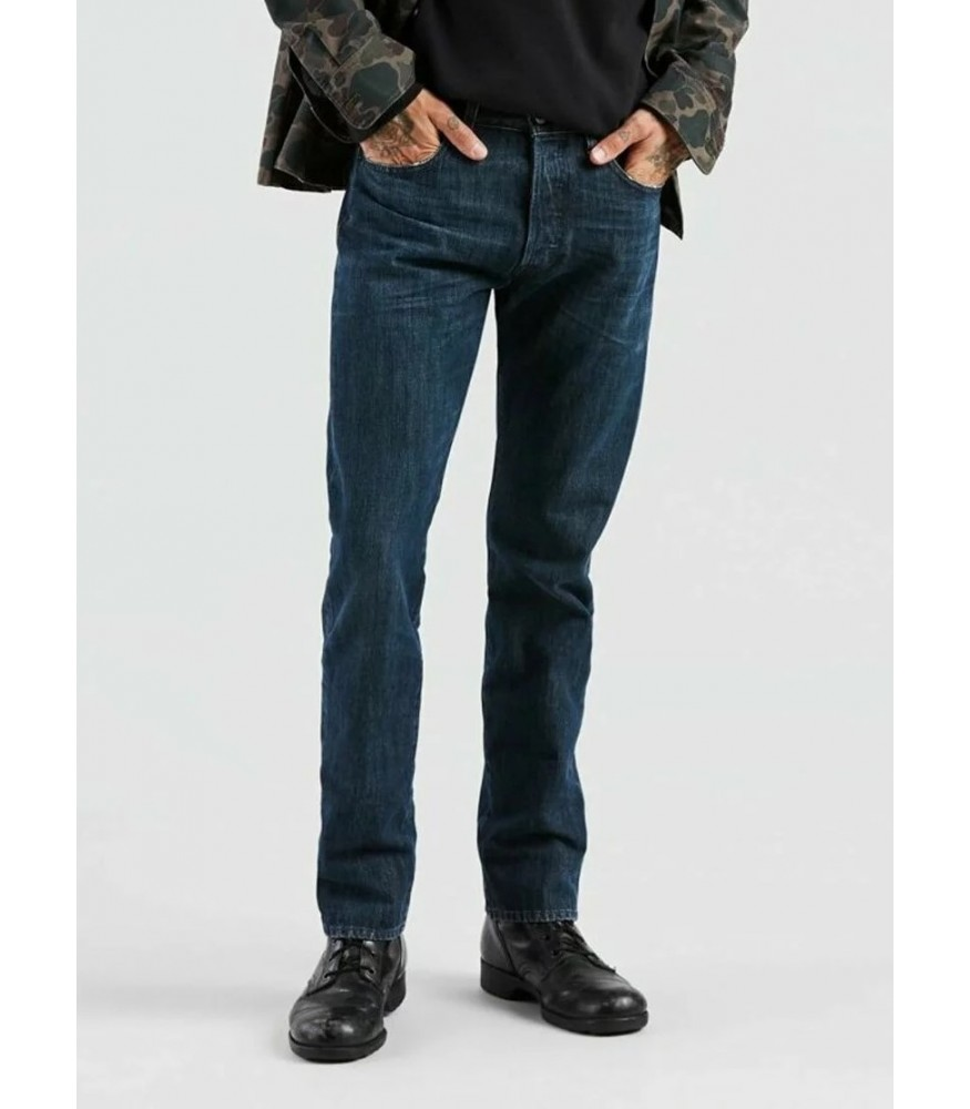 Levis Erkek Jean Pantolon 501 Original Fit 00501-2744