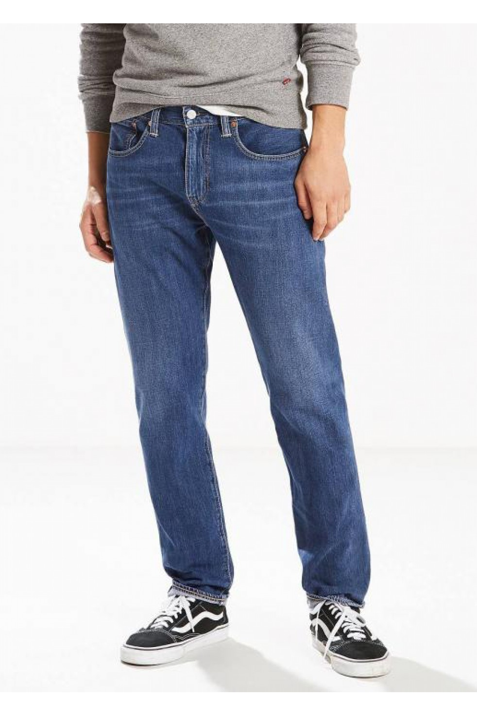 Levis Erkek Jean Pantolon 502 Regular Taper 29507-0120