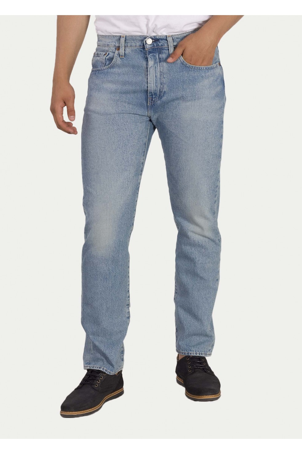 Levis Erkek Jean Pantolon 502 Regular Taper 29507-0187