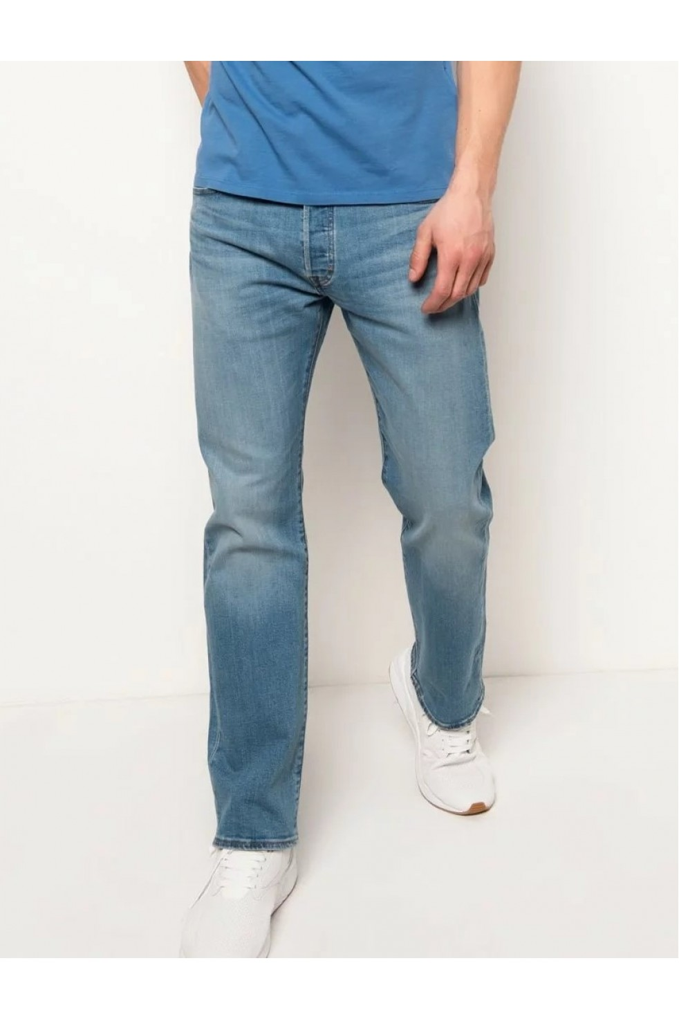 Levis Erkek Jean Pantolon 501 Original Fit 00501-3005
