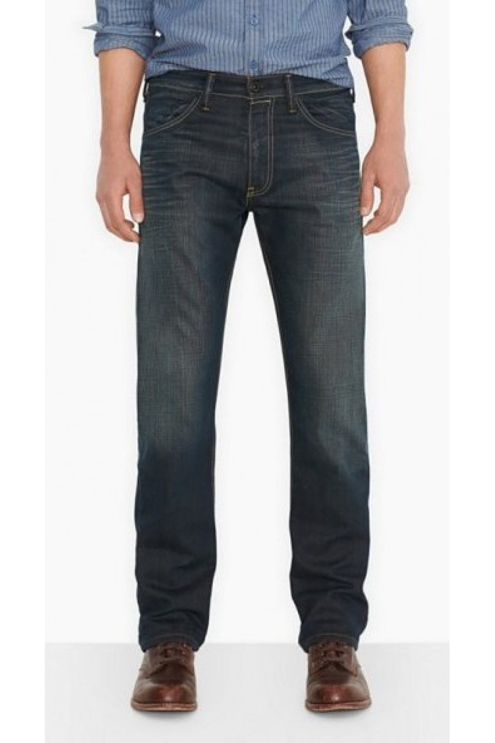 Levis-Erkek-Jean-Pantolon-504-Original-Fit-00504-0131