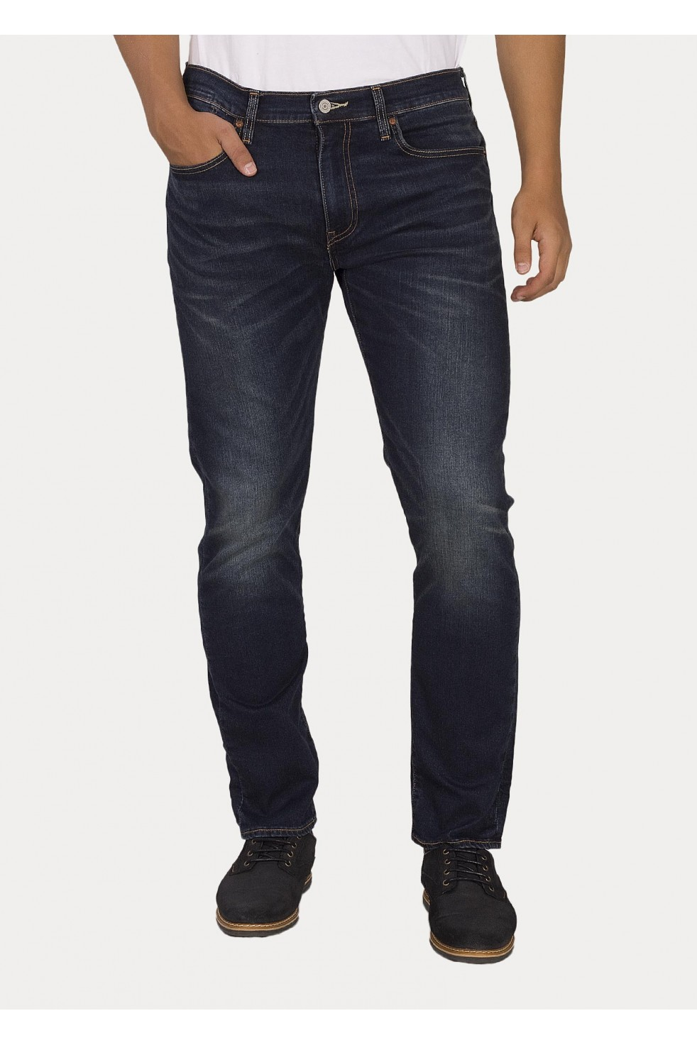 Levis Erkek Jean Pantolon 502 Regular Taper 29507-0282