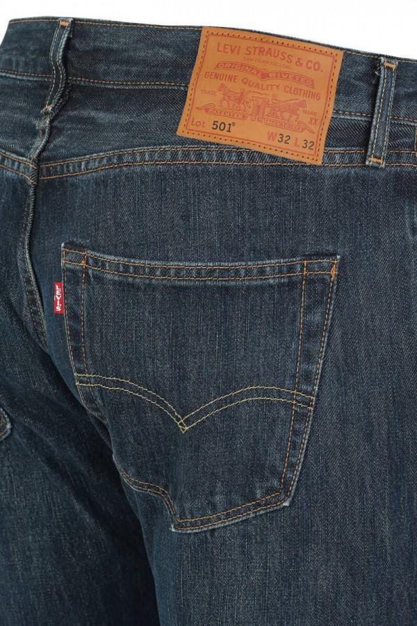 Levis Erkek Jean Pantolon 501 Original Fit 00501-2744