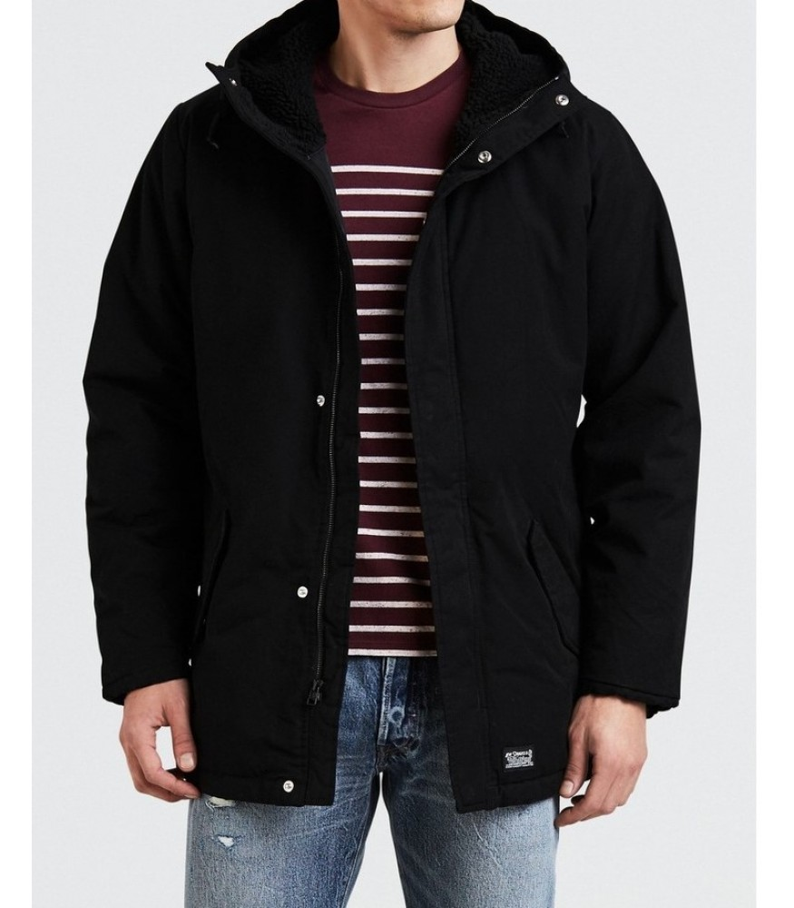 Levis Thermore Padded Erkek Parka 56578-0000