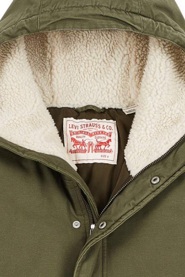 Levis Thermore Padded Erkek Parka 56578-0002