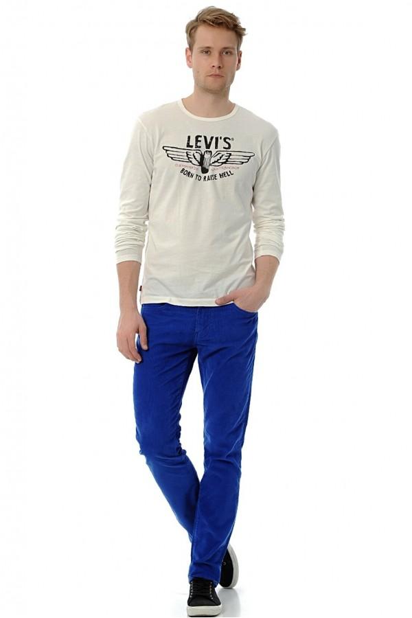 Levis Erkek Kadife Pantolon 511 Slim Fit 04511-0928