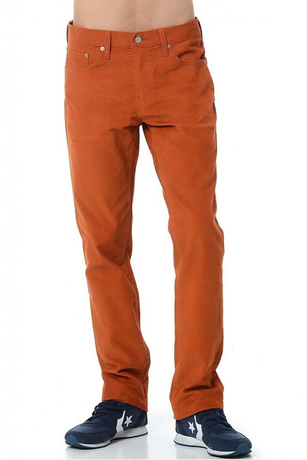 Levis Erkek Kadife Pantolon 511 Slim Fit 04511-0930