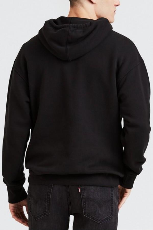 Levis Erkek Sweatshirt Oversized Pull HOODIE 56629-0000