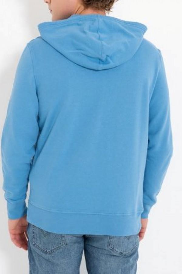 Levis Erkek Sweatshirt Classıc L-Tab Hoodie 69874-0002
