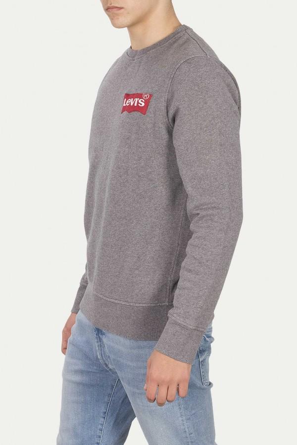 Levis Erkek Sweatshirt Modern HM Crewneck 56606-0003