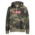 Levis Erkek Sweatshirt Modern HM Hoodie 56808-0007