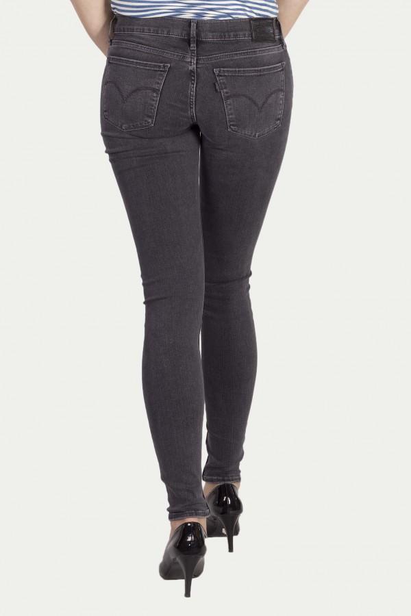 Levis Bayan Jean Pantolon 710 Super Skinny 17780-0037