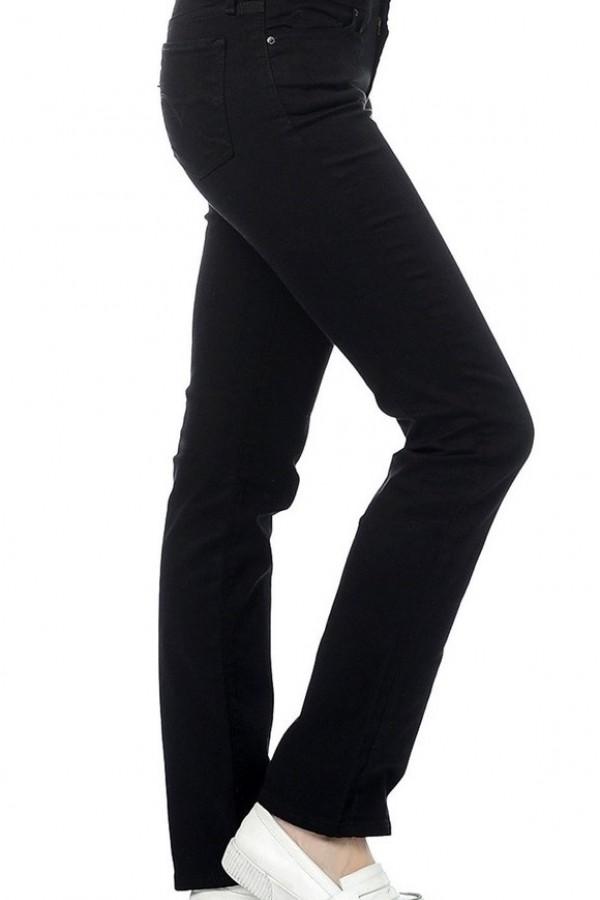 Levis-Bayan-Jean-Pantolon-714 -Siyah-Straıght-21834-0001