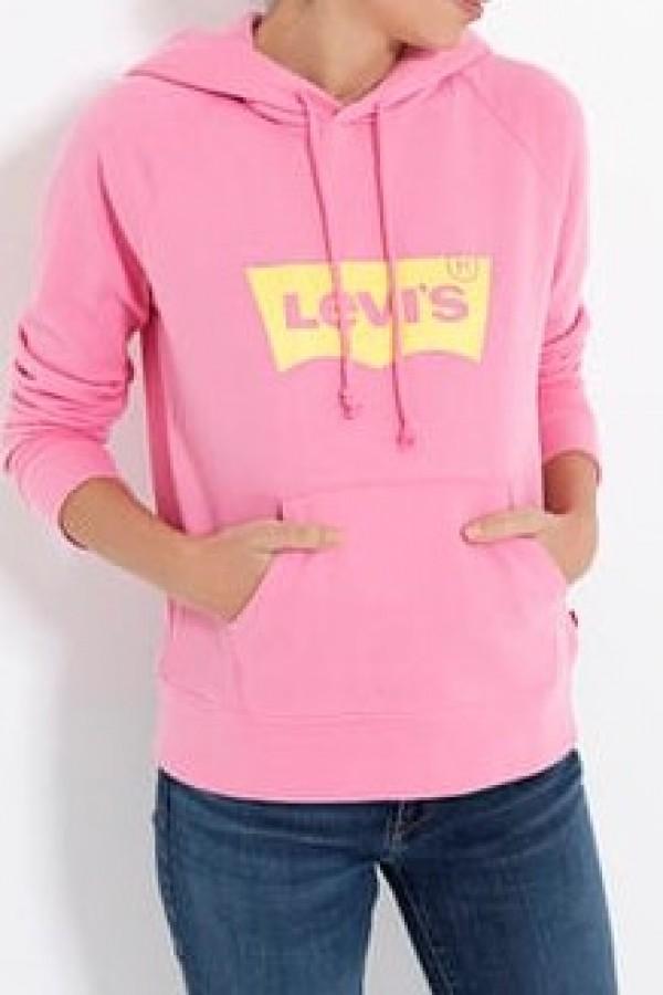 Levis Bayan Sweatshirt Graphic Hoodie 35937-0016