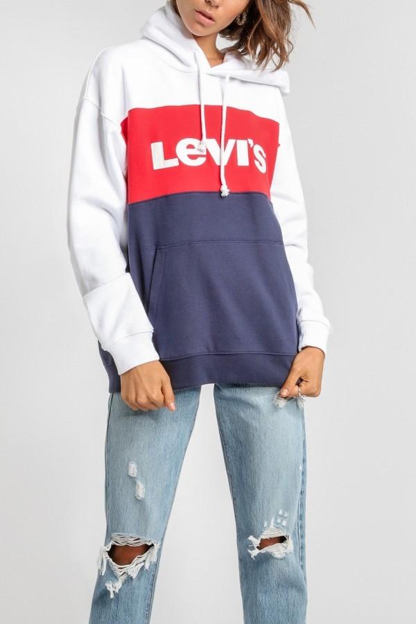 Levis Sweatshirt CB Sportswear HOODIE 74315-0001